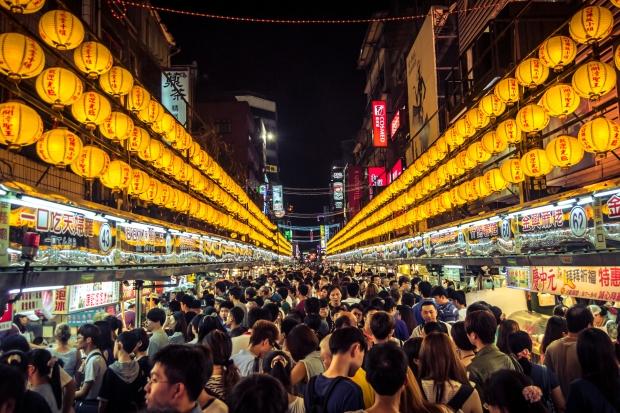 Miaokou night market 廟口夜市